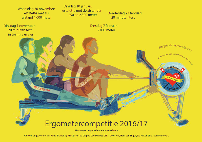 Ergometercompetitie